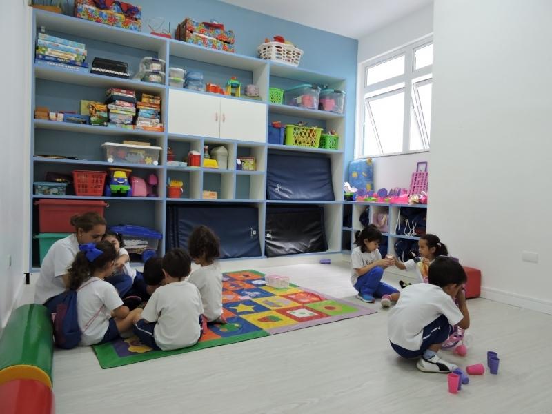 Colégio Infantil Integral 3 Anos Capivari - Escola Infantil Período Integral em São Bernardo