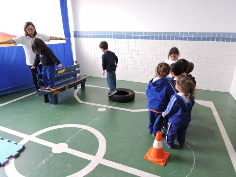 Creche Infantil de Escola Ferrazópolis - Creche Escola