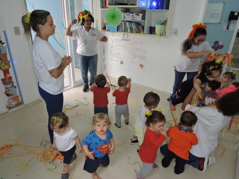 Creches para Bebes Jardim São Caetano - Creche Infantil