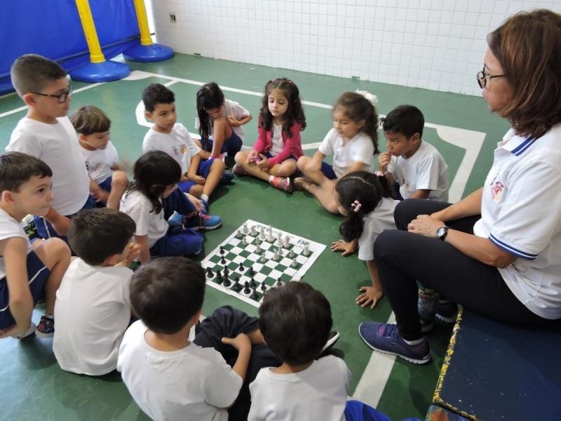 Educação Infantil Colégio Integral Cerâmica - Escola Infantil Período Integral em São Bernardo