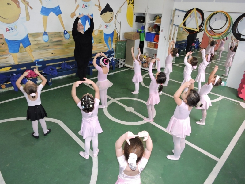 Escola Infantil de Ballet São Caetano do Sul - Escola Infantil Particular