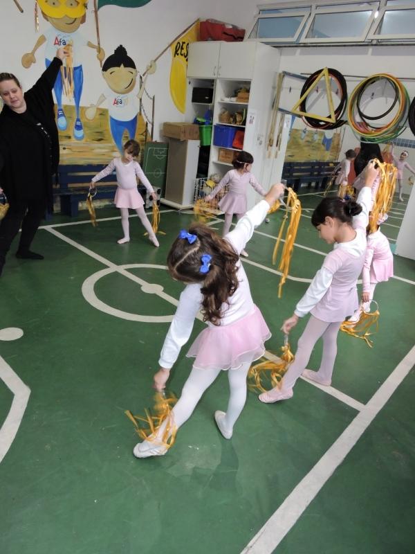 Onde Encontrar Escola Infantil de Ballet Independência - Escola Infantil Particular