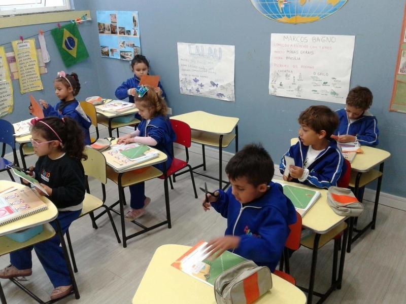 Onde Tem Colégio de Educação Infantil Integral Parque Anchieta - Escola Infantil Período Integral em São Bernardo