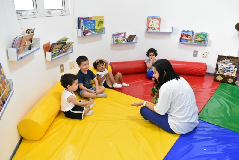 Onde Tem Colégio Infantil Integral 5 Anos Jardim do Mar - Escola Infantil Período Integral em São Bernardo