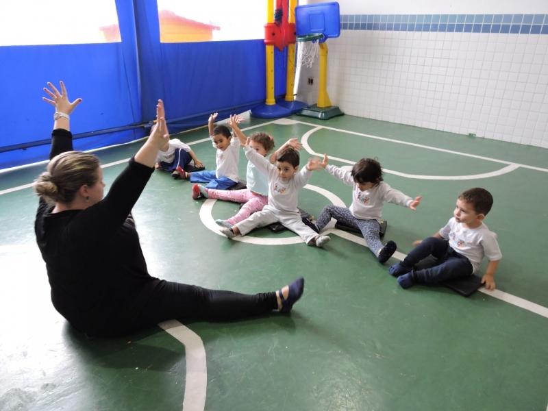 Onde Tem Creche Escola Parque Terra Nova II - Creche para Bebe