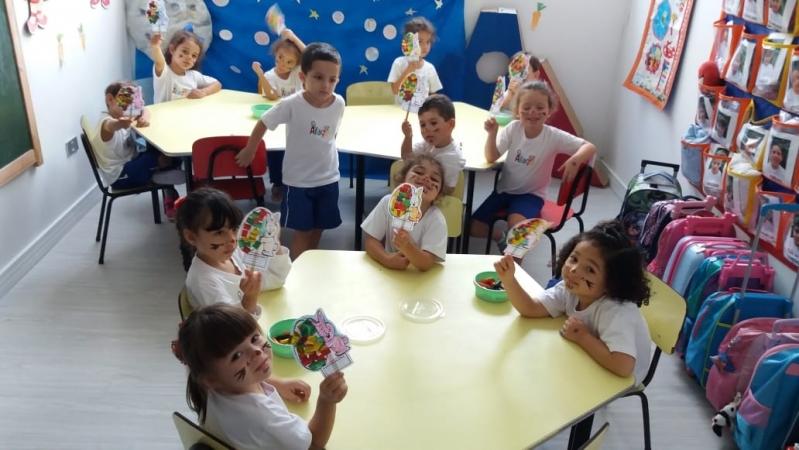 Orçamento de Escola Infantil de Inglês Santa Cruz - Escola de Educação Infantil