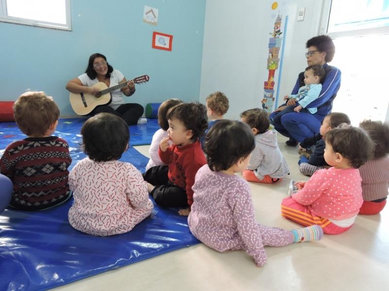 Orçamento de Escola Infantil de Musica Olímpico - Escola de Recreação Infantil
