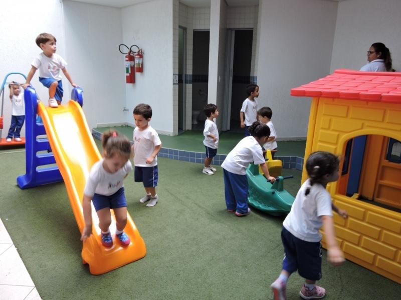Orçamento de Escola Infantil de Natação Jardim Central - Escola Educação Infantil