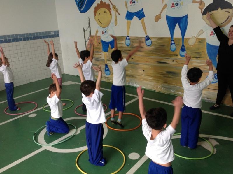 Realizar Inscrição em Escola de Educação Infantil em Tempo Integral Santa Teresinha - Escola Infantil Tempo Integral