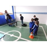 creche infantil de escola Taboão