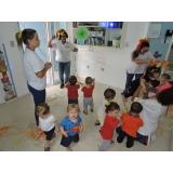 creches para bebes Vila Marchi