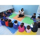escola de educação infantil em tempo integral Jardim Central