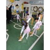escola de jardim de infância 4 Jardim Leblon