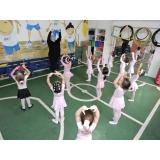 escola infantil de ballet Vila Gonçalves