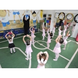 escola infantil de ballet Jardim das Oliveiras
