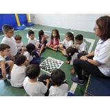 escola infantil integral 5 anos Jardim Central
