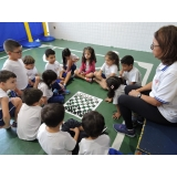escola infantil integral 5 anos Jordanópolis