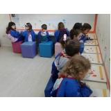 jardim de infância valores Farina