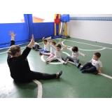 jardim de infância 4 anos