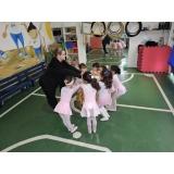 jardim de infância criança 5 anos