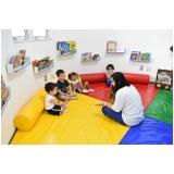 matricula para creche e escola infantil Chácara Inglesa