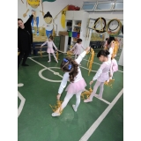 onde encontrar escola infantil de ballet Santa paula