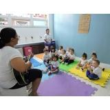 onde encontrar escola infantil de musica Santa paula