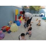 onde tem mini maternal 12 meses Bairro dos Casas