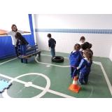 onde tem pré escola nível 1 Jardim Telma