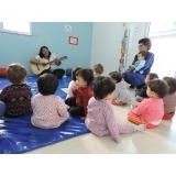 orçamento de escola infantil de musica Jardim das Oliveiras