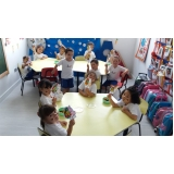 orçamento de escola particular infantil Jardim Leblon