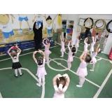 recreação infantil escola valor Jardim Laura