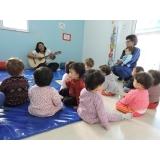 valor da creches particulares infantil Vila Dayse